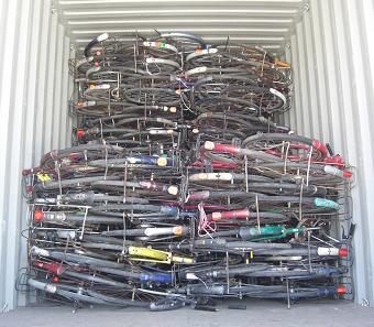 放置自転車・放置バイクの処理 ...